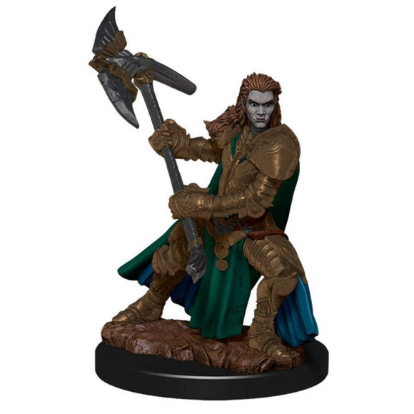 D&D Icons of the Realms Premium Figures: Female Half-Orc Fighter (93026)