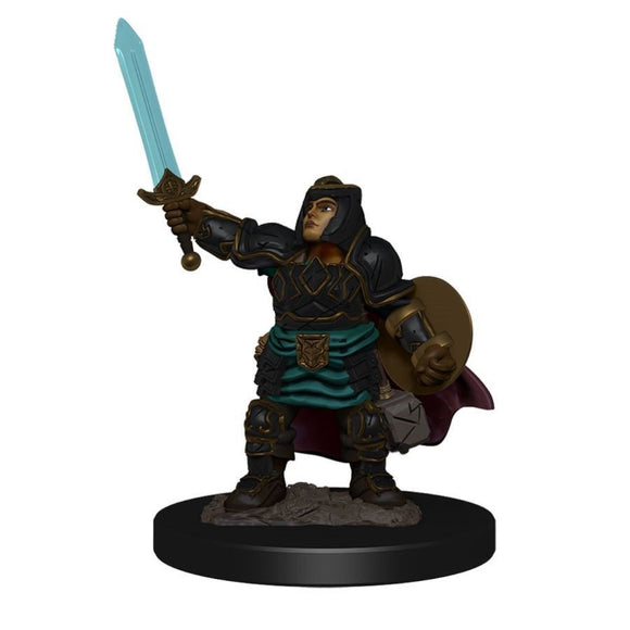 D&D Icons of the Realms Premium Figures: Female Dwarf Paladin (93027)