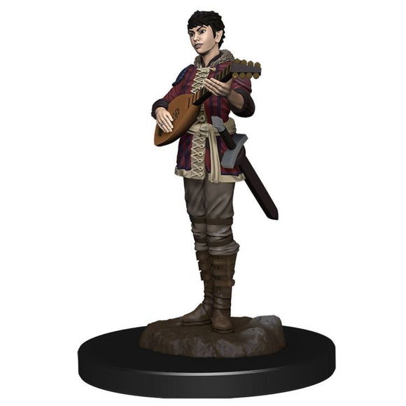 D&D Icons of the Realms Premium Figures: Female Half-Elf Bard (93028)