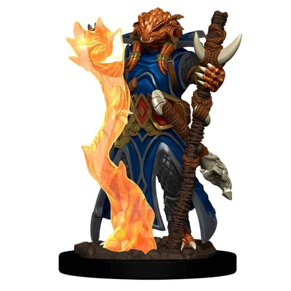 D&D Icons of the Realms Premium Figures: Female Dragonborn Sorcerer (93029)