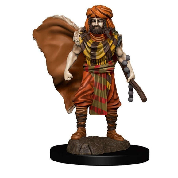 D&D Icons of the Realms Premium Figures: Male Human Druid (93031)