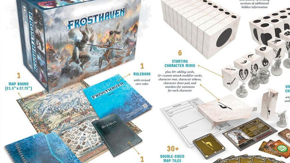 Frosthaven Deluxe Bundle