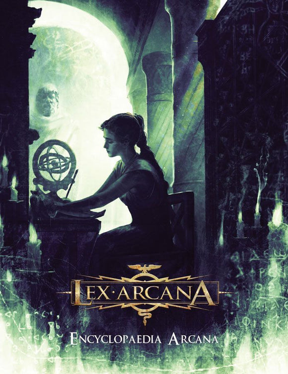 Lex Arcana RPG Encyclopedia Arcana