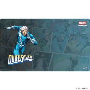 Marvel Quicksilver Playmat