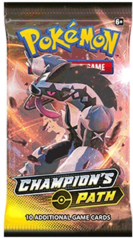 Pokemon TCG Champion's Path Booster Pack