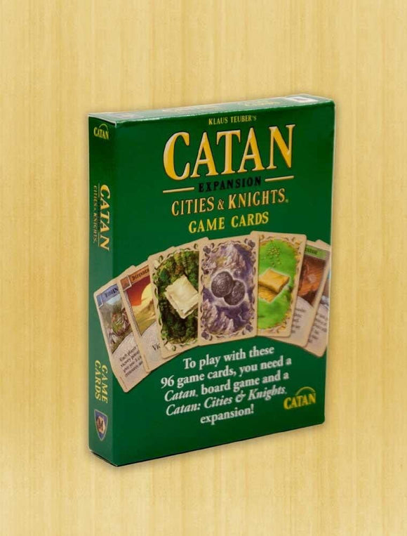Catan: Cities & Knights Replacement Cards