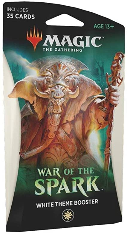 MTG: War of the Spark Theme Booster White