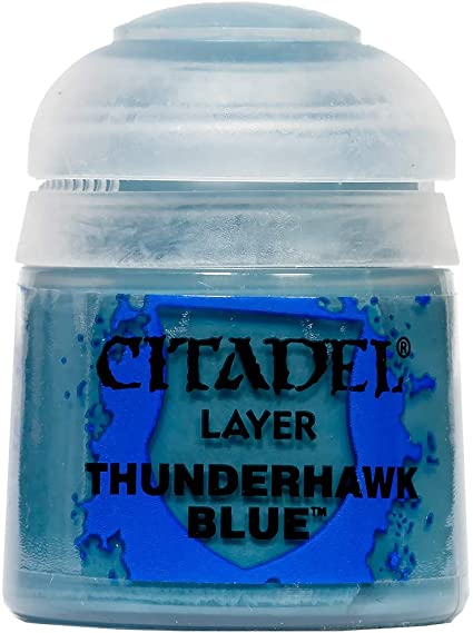 Citadel Layer Thunderhawk Blue