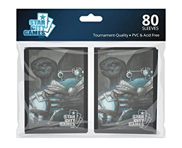 Star City Games Standard Card Game Sleeves 80ct Creature Collection Snipcaster Mage