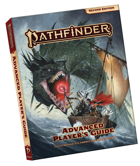 Pathfinder RPG 2e Advanced Player's Guide Pocket Edition
