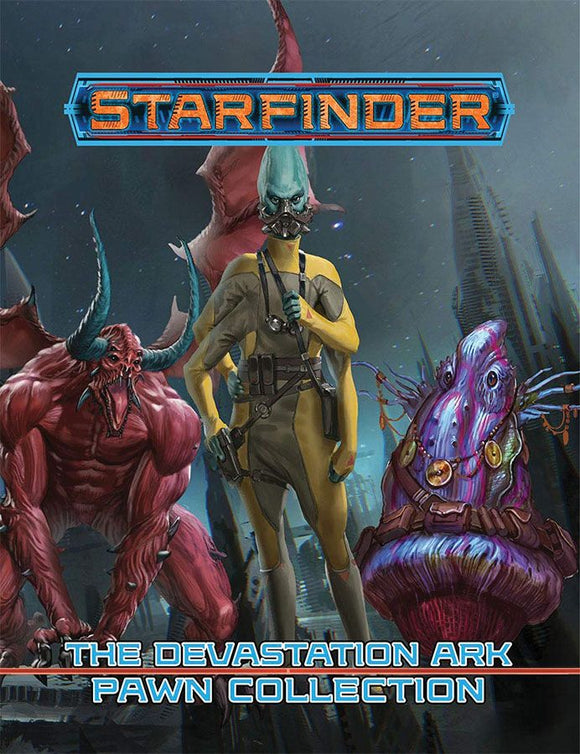 Starfinder RPG The Devastation Ark Pawn Collection