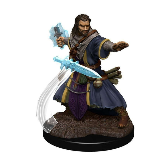 D&D Icons of the Realms Premium Male Human Wizard (93041)