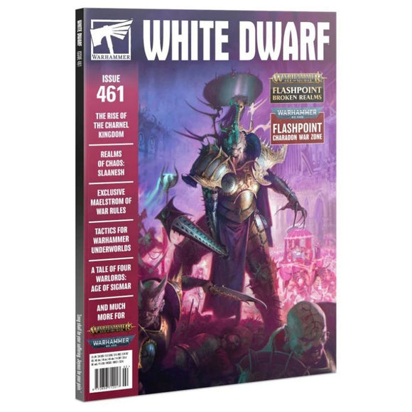 White Dwarf 461 (Feb 2021)