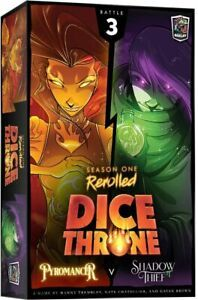 Dice Throne S1R Pyromancer/Thie