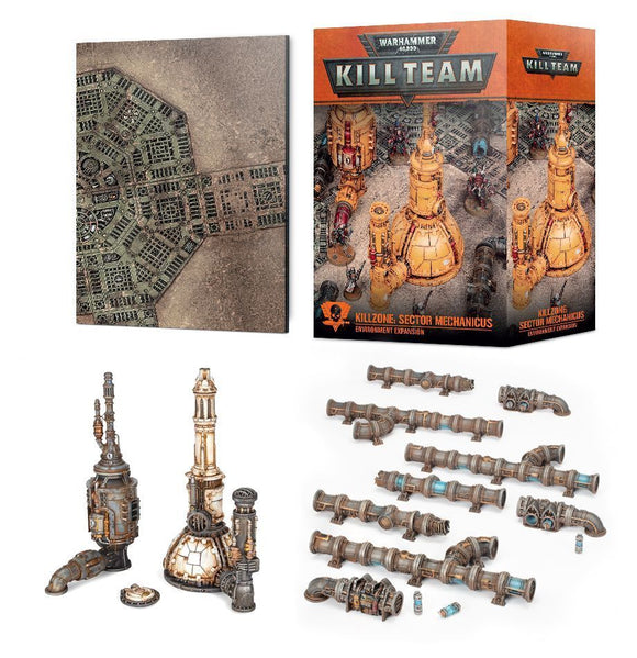 Warhammer 40,000 Kill Team Killzone Sector Mechanicus