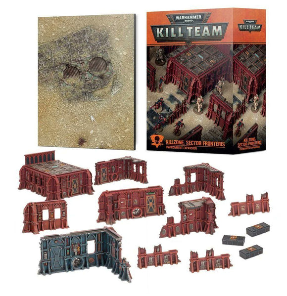 Warhammer 40,000 Kill Team Killzone Sector Fronteris