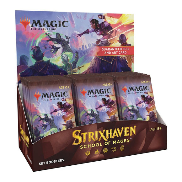 MTG: Strixhaven Set Booster Box