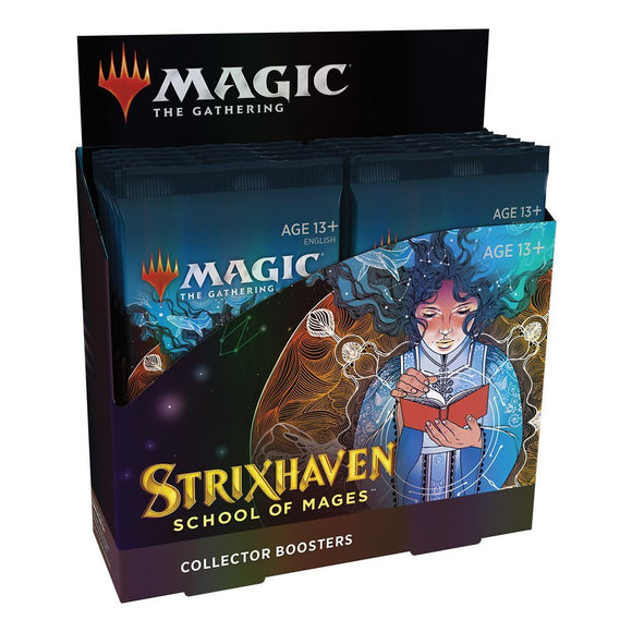 MTG: Strixhaven Collector Booster Box