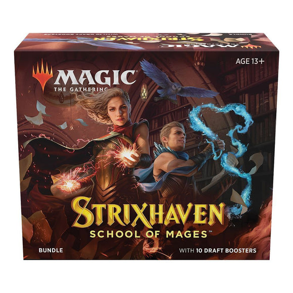 MTG: Strixhaven Bundle