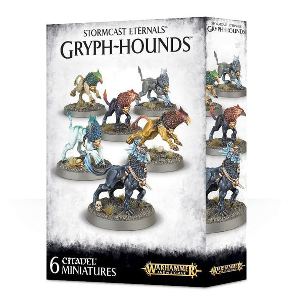 Warhammer Age of Sigmar Stormcast Eternals Gryph-Hounds