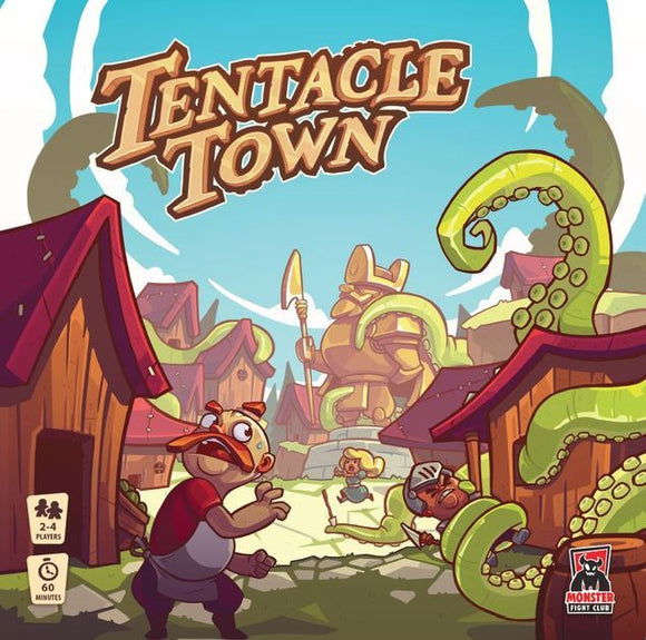 Tentacle Town KS Deluxe Edition