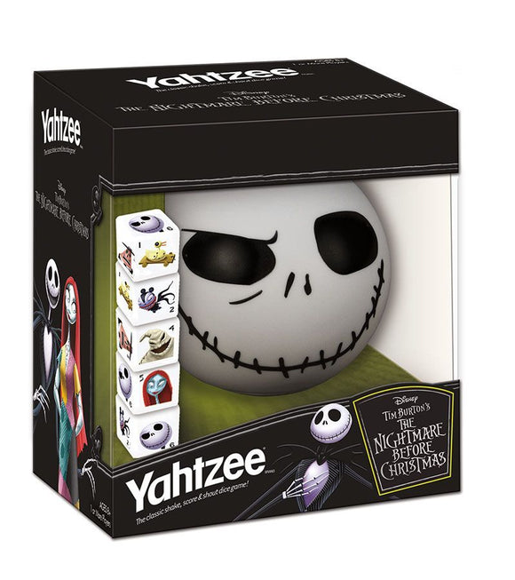 Yahzee Nightmare Before Christm