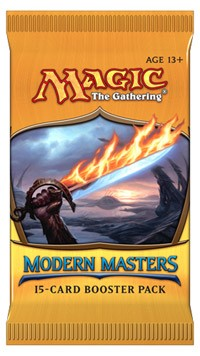 MTG: Modern Masters Booster Pack