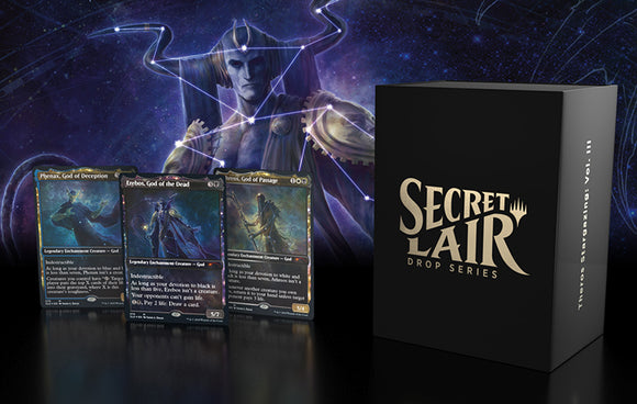 MTG: Secret Lair Drop: Theros Stargazing III