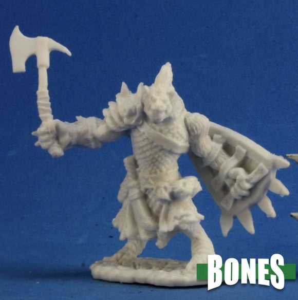Reaper Miniatures Bones Bloodmane, Gnoll Warrior (77236)