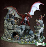 Reaper Miniatures Bones Dragons Don't Share (77381)