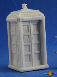 Reaper Miniature Bones Chronoscope Telephone Box (80037)