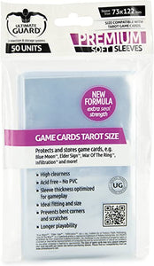Ultimate Guard Premium Tarot 73x122mm Board Game Sleeves 50ct (10281)
