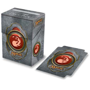 Ultra Pro Deck Box Magic the Gathering Mana v3 Red (82448-3)