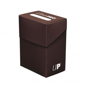 Ultra Pro Solid Deck Box Brown (82556)