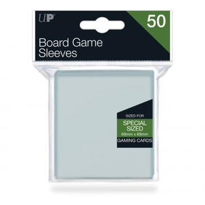 Ultra Pro Board Game Sleeves 50ct 69mm X 69mm (82659)