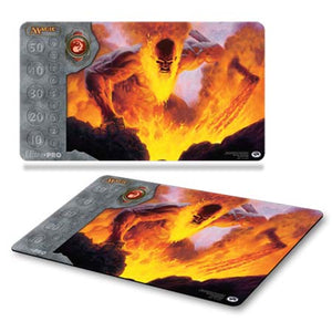 Ultra Pro Playmat Magic the Gathering Mana 3 Red Inferno Titan (82873)