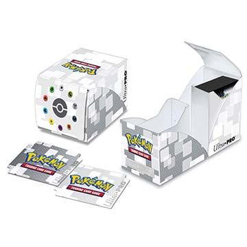 Ultra Pro Small Deck Box Pro Dual Pokemon Black & White (82883)