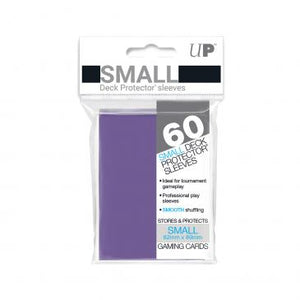 Ultra Pro Small Card Game Sleeves 60ct Purple (82971)