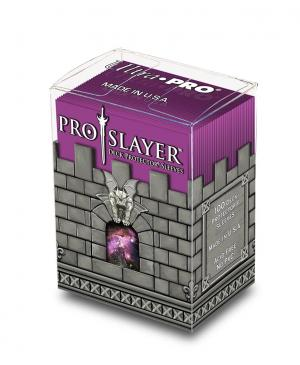 Ultra Pro Standard Card Game Sleeves 100ct PRO Slayer Hot Pink (84257)