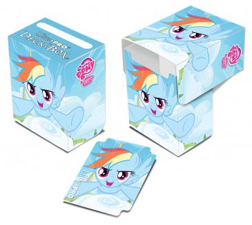 Ultra Pro Deck Box My Little Pony Rainbow Dash (84286)