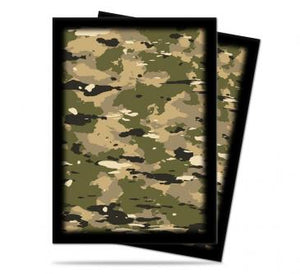 Ultra Pro Standard Card Game Sleeves 50ct Camo (84346)