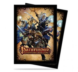 Ultra Pro Standard Card Game Sleeves 50ct Pathfinder Adventure Card Game (84350)