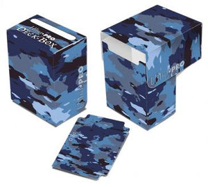 Ultra Pro Deck Box Navy Camo (84365)