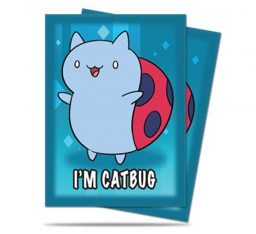 Ultra Pro Standard Card Game Sleeves 50ct Bravest Warriors Catbug (84651)