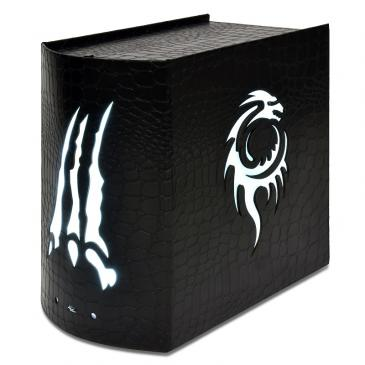 Ultra Pro Opus Illuminated Card Chest Deck Box Dragonhide (85532)