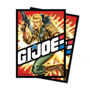 Ultra Pro Standard Card Game Sleeves 100ct G.I. Joe (85838)