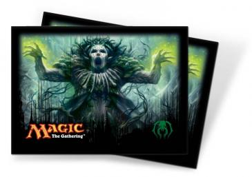Ultra Pro Standard Card Game Sleeves 80ct Magic the Gathering Return to Ravnica Golgari (86013)