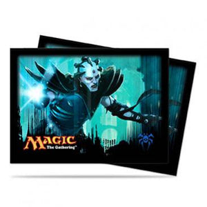 Ultra Pro Standard Card Game Sleeves 80ct Magic the Gathering Gatecrash Dimir (86032)