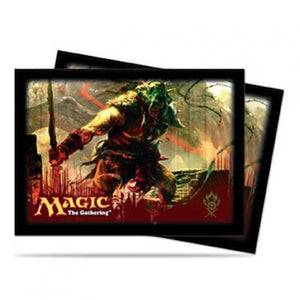 Ultra Pro Standard Card Game Sleeves 80ct Magic the Gathering Gatecrash Gruul (86033)