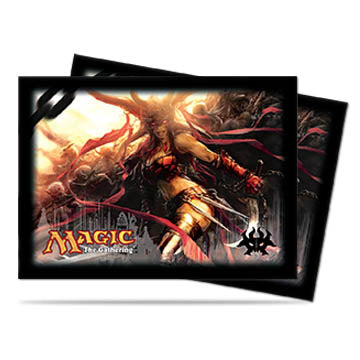 Ultra Pro Standard Card Game Sleeves 80ct Magic the Gathering Dragon's Maze Exava (86052)